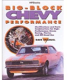 Show details of HP Books Repair Manual for 1970 - 1971 Chevy Monte Carlo.