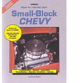 Show details of HP Books Repair Manual for 1973 - 1975 Chevy Malibu.