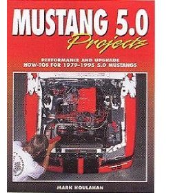 Show details of HP Books Repair Manual for 1995 - 1995 Ford Mustang.
