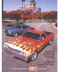 Show details of HP Books Repair Manual for 1964 - 1965 Chevy El Camino.