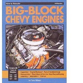 Show details of HP Books Repair Manual for 1968 - 1969 Chevy Biscayne.