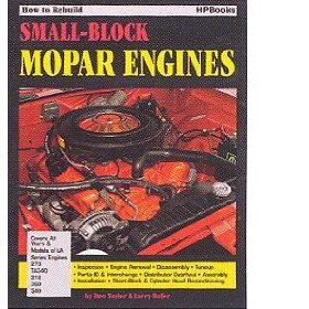 Show details of HP Books Repair Manual for 1970 - 1973 Plymouth Fury.