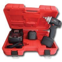 Show details of Chicago Pneumatic CP8738L 3/8-Inch Drive 12 Volt Cordless Impact Wrench Kit.
