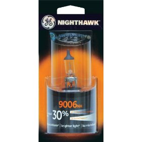 Show details of GE Nighthawk 9006NH/BP Automotive Replacement Bulbs, Pack of 1.
