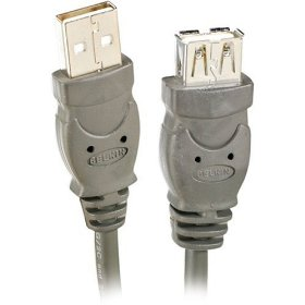 Show details of Belkin F3U134-10 USB Extension Cable (10-Feet).
