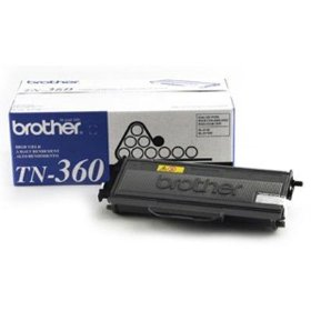 Show details of Brother TN360 High Yield Black Toner Cartridge.