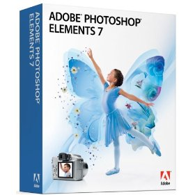 Show details of Adobe Photoshop Elements 7.