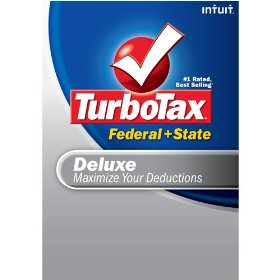 Show details of TurboTax Deluxe Federal + State + eFile 2008 [DOWNLOAD].