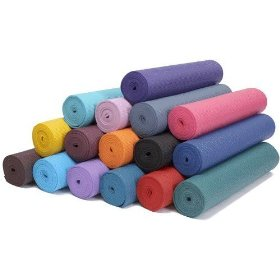 "Show details of 1/4"" Extra Thick Deluxe Yoga Mat."