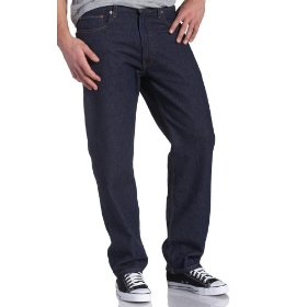 Show details of Levi's Men's 550 Relaxed Fit Jean.