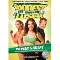 Show details of The Biggest Loser Workout: Power Sculpt (2007).