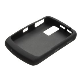 Show details of BlackBerry HDW-13840-007 Rubberized Skin - Black for 8300 (Curve) Devices.