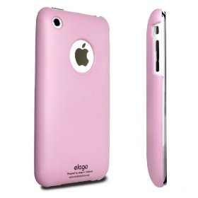 Show details of elago iPhone 3G Slim Fit Case - 6 Color (Made in Korea).