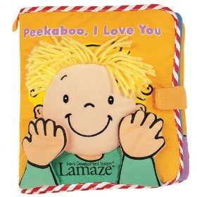 Show details of Lamaze Peekaboo, I Love You.