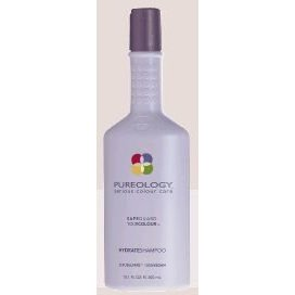 Show details of Pureology Hydrate Shampoo.