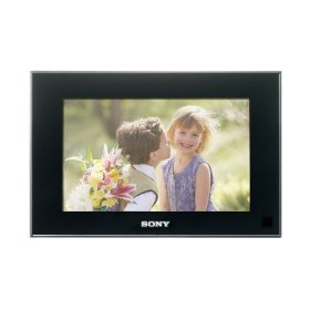Show details of Sony DPF-D70 7-inch Digital Photo Frame.