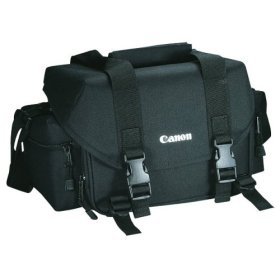 Show details of Canon 2400 SLR Gadget Bag for EOS SLR Cameras.
