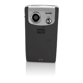Show details of Kodak Zi6 HD Pocket Video Camera.
