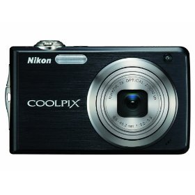 Show details of Nikon Coolpix S630 12MP Digital Camera with 7x Optical Vibration Reduction (VR) Zoom and 2.7 inch LCD (Jet Black).