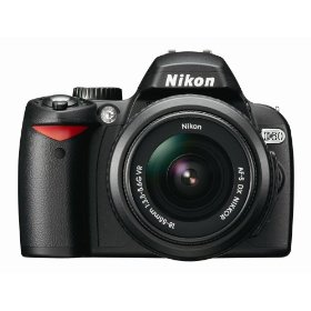 Show details of Nikon D60 10.2MP Digital SLR Camera with 18-55mm f/3.5-5.6G AF-S DX VR Nikkor Zoom Lens.