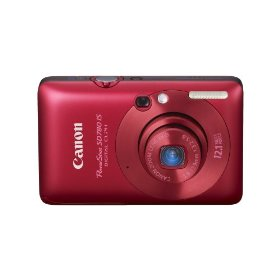 Show details of Canon PowerShot SD780IS 12.1 MP Digital Camera with 3x Optical Image Stabilized Zoom and 2.5-inch LCD (Deep Red).