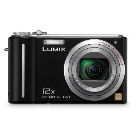 Show details of Panasonic Lumix DMC-ZS3 10MP Digital Camera with 12x Wide Angle MEGA Optical Image Stabilized Zoom and 3 inch LCD (Black).