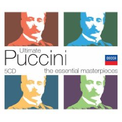Show details of Ultimate Puccini [BOX SET] .