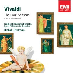 Show details of Vivaldi: The Four Seasons; Violin Concertos.