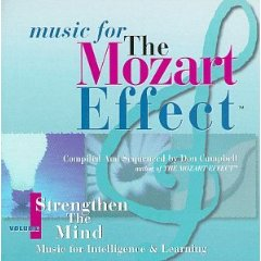 Show details of Music For The Mozart Effect, Volume 1, Strengthen the Mind.
