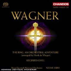 Show details of Wagner: The Ring - An Orchestral Adventure [Hybrid SACD] [HYBRID SACD] .
