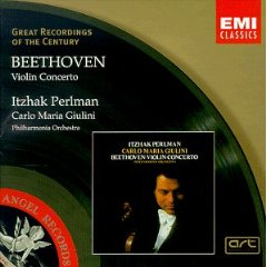 Show details of Beethoven: Concerto for violin in D [ORIGINAL RECORDING REMASTERED] .