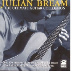 Show details of Julian Bream Ultimate Guitar Collection.