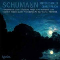 Show details of Schumann: Music for Cello and Piano [IMPORT] .