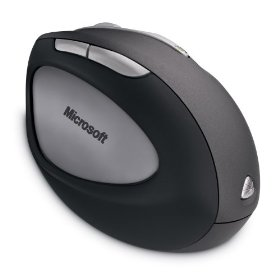 Show details of Microsoft 69K-00001 Natural Wireless Laser Mouse 6000 (Metallic Grey).