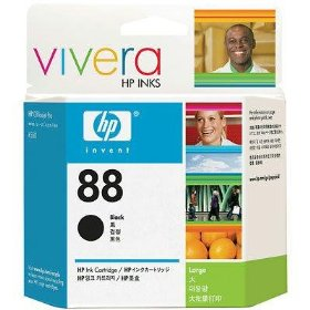 Show details of HP 88XL Black Officejet Ink Cartridge (C9396AN).