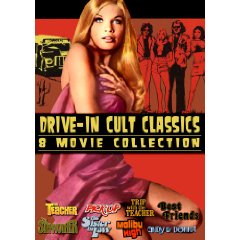 Show details of Drive-In Cult Classics - 8 Movie Set.