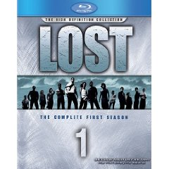 Show details of Lost: The Complete First Season [Blu-ray].