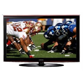 Show details of Samsung LN52A650 52-Inch 1080p 120 Hz LCD HDTV with Red Touch of Color.