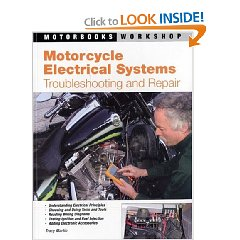Show details of Motorcycle Electrical Systems: Troubleshooting and Repair (Motorbooks Workshop) (Paperback).