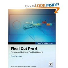 Show details of Apple Pro Training Series: Final Cut Pro 6 (Paperback).