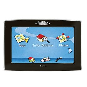 Show details of Magellan Maestro 4250 4.3-Inch Widescreen Bluetooth Portable GPS Navigator (Factory Refurbished).