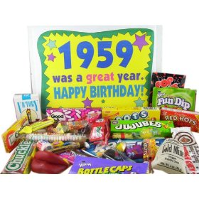 Show Details Of 50th Birthday Gift Basket Box
