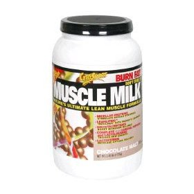 Show details of Muscle Milk-High Protein Shake Mix, 2lb.