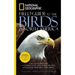 Show details of National Geographic Field Guide to the Birds of North America, Fifth Edition (Paperback).
