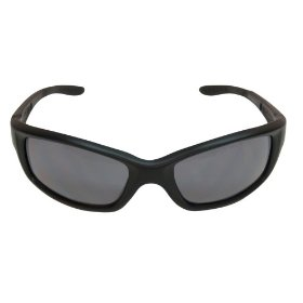 Show details of John Deere Contemporary Safety Glasses, Black #93102.