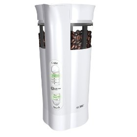 Show details of Mr. Coffee Electric Coffee Grinder with Chamber Maid Cleaning System.