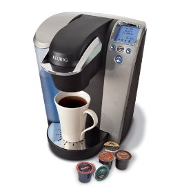 Show details of Keurig B70 Gourmet Single-Cup Home Brewing System.
