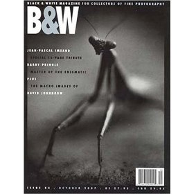 Show details of B&W: Black & White Magazine [MAGAZINE SUBSCRIPTION] .