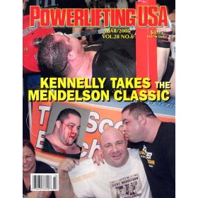 Show details of Powerlifting USA [MAGAZINE SUBSCRIPTION] .