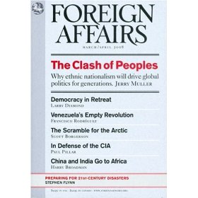 Show details of Foreign Affairs [MAGAZINE SUBSCRIPTION] .